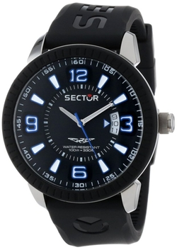 Marine 400 Analog Stainless Steel Watch by Sector in The Walk