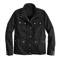 The Downtown Field Jacket by J.Crew in Pretty Little Liars