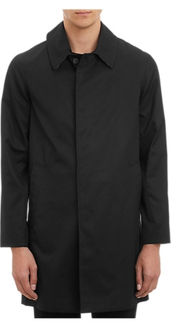 Roadgate Raincoat by Aquascutum in Fight Club