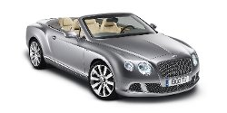 Continental GTC Car by Bentley in The Counselor