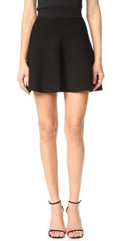 Mini Circle Skirt by Cushnie Et Ochs in Pitch Perfect 3