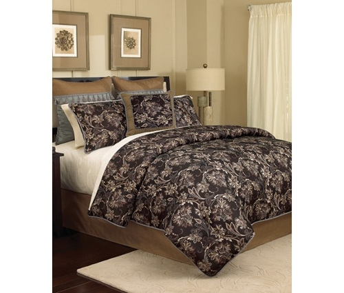 Comforter Sets by Croscill Palmer in The D Train