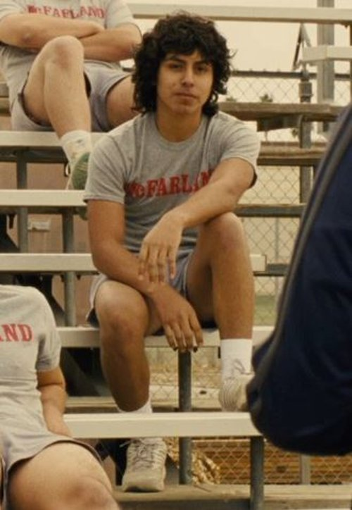 Custom Made McFarland Print T-Shirt by Sophie De Rakoff (Costume Designer) in McFarland, USA