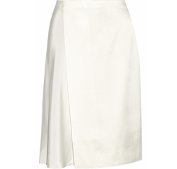 Satin-Paneled Silk Skirt by 3.1 Phillip Lim in A Bigger Splash