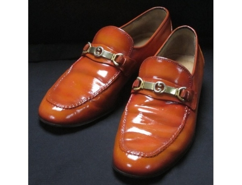 Leather Loafers by Gucci in Fight Club