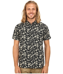 Californica Short Sleeve Woven Shirt by Vissla in New Girl