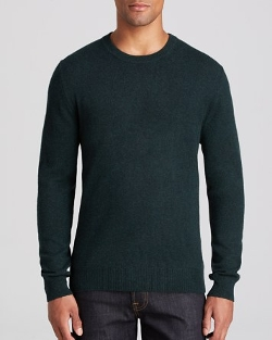 Cashmere Crewneck Sweater by The Men's Store At Bloomingdale's in Ant-Man