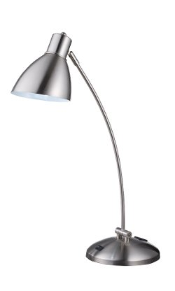 Desk Table Lamp by NormandeLighting in Black or White