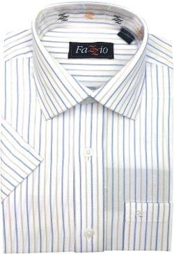 Stripe Button-Down Shirt by Fazzio in American Sniper