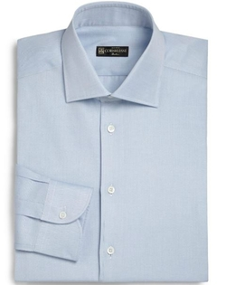 Cotton Dress Shirt by Corneliani in Taken 3