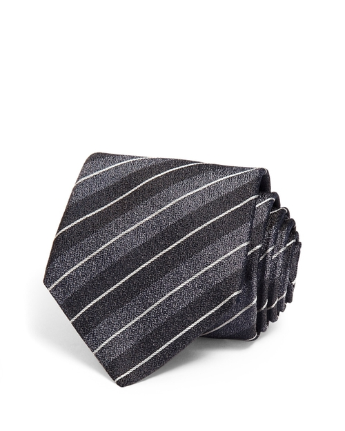 Twisted Cable Stripe Classic Tie by John Varvatos Star USA in The Flash - Season 2 Episode 5