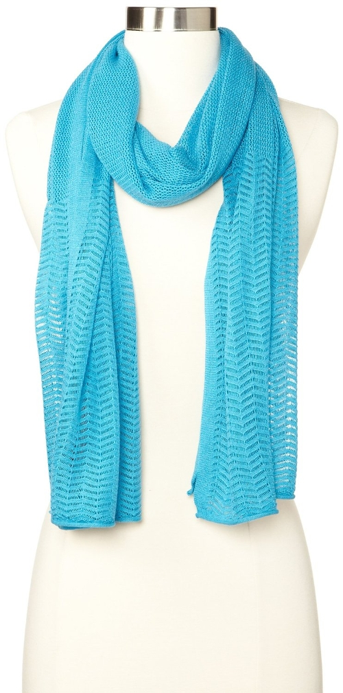 Texture Scarf by Magaschoni in Poltergeist