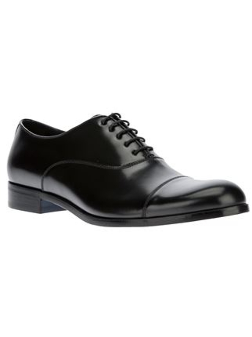 Classic Oxford Shoes by Emporio Armani in Furious 7