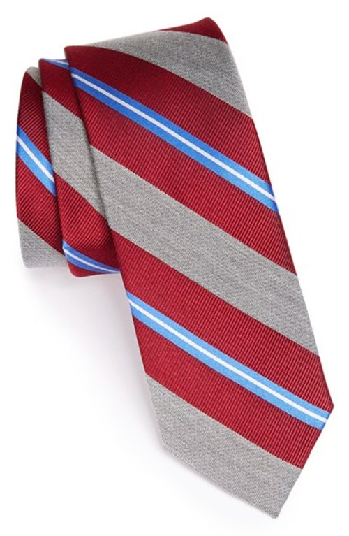 Brady Woven Tie by 1901 in (500) Days of Summer