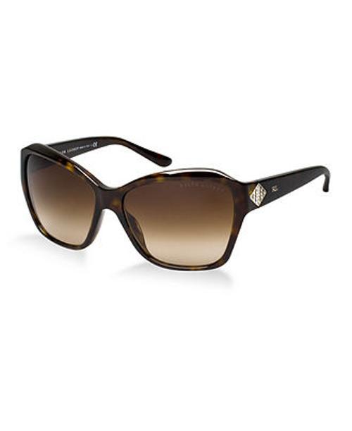 RL8095B Sunglasses by Ralph Lauren in Yves Saint Laurent