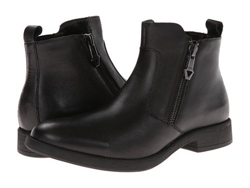 Paulie Zip Ankle Boots by Guess in If I Stay