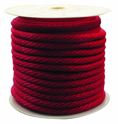 Solid Braided Poly Rope by Rope King in Get Hard