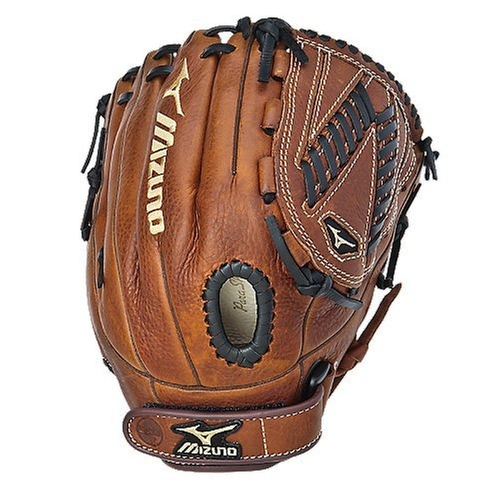 Fast Pitch Softball Fielder's Gloves by Mizuno in Trainwreck