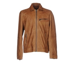 Biker Jacket by John Varvatos USA in Arrow