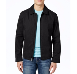 Men's Lightweight Full-Zip Jacket by Tommy Hilfiger in Animal Kingdom