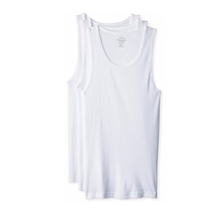 Cotton Classic Rib Tank Top by Calvin Klein in The Fate of the Furious