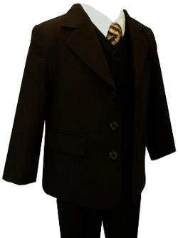 Boys Formal Suit by Gino Giovanni in Unbroken