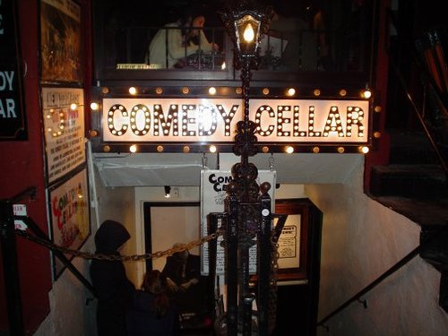 Comedy Cellar New York City, New York in Top Five