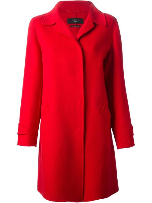 'Artu' Coat by Weekend By Max Mara in What If