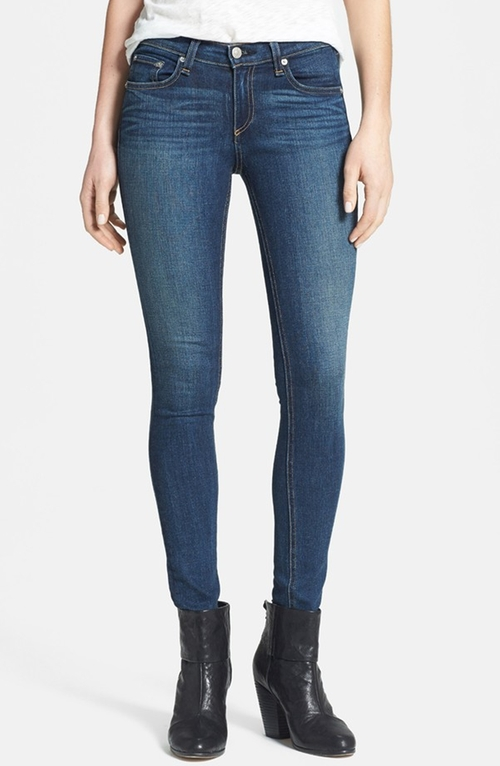 Skinny Stretch Jeans by Rag & Bone/Jean in Suits