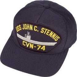 USS John C Stennis CVN-74 Hat by Naval Aviation in Need for Speed