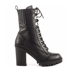 Gandy Lace-Up Booties by Guess in Shadowhunters