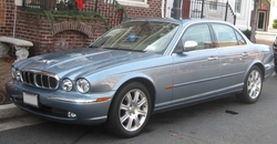 XJ6 Sedan by Jaguar in Love Actually