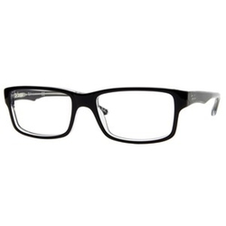 RX5245 Clear Eyeglasses by Ray-Ban in The Blacklist