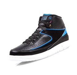 Air Jordan 2 Retro Basketball Shoes by Nike in The Flash
