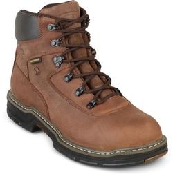 Marauder Thinsulate Steel-Toe Work Boots by Wolverine in Jurassic World