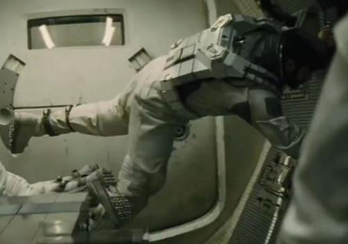 Custom Made Astronaut Costume (Doyle) by Mary Zophres (Costume Designer) in Interstellar