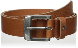 Perforated Leather Belt by Armani Jeans in The Hangover
