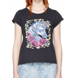 Treasured Trinkets Printed Tee by Ted Baker in Pitch Perfect 3