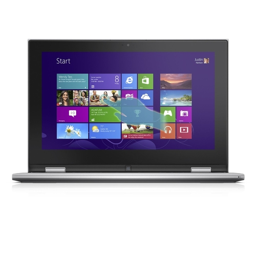 Inspiron 2 in 1 Convertible Touchscreen Laptop by Dell in Suits - Season 5 Episode 1