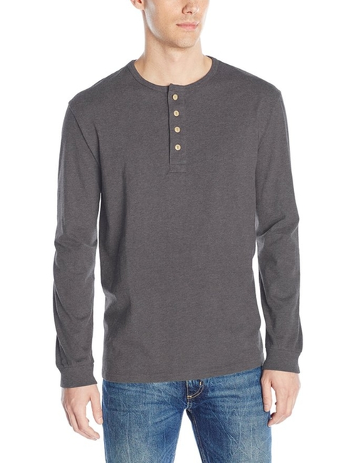 Men's Deshutes Henley Shirt by Pendleton in The Great Indoors - Season 1 Preview
