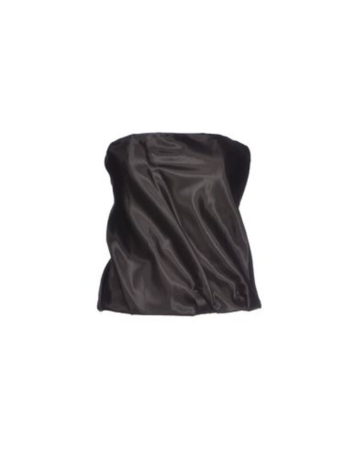 Satin Tube Top by Kenzo in Self/Less