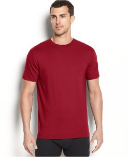 Men's Short Sleeve Crewneck T-Shirt by Alfani in Need for Speed