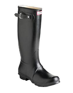 Original Tall Waterproof Boots by Hunter in Mortdecai