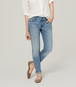 Relaxed Skinny Jeans by Loft in Quantico