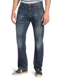 Men's D2 Straight Fit 5 Pocket Denim Pant by Dockers in The Best of Me