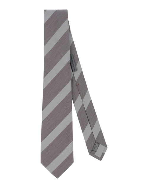 Striped Tie by John Varvatos in New Girl