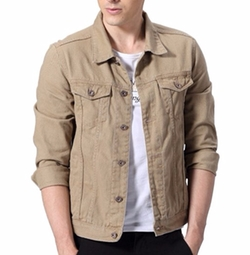 Rugged Wear Vintage Trucker Jacket by Ochenta in Pretty Little Liars
