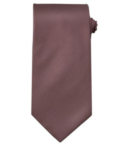 Solid Silk Tie by Jos A. Bank in Bridge of Spies
