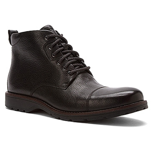 Total Motion Street Cap Toe Boots by Rockport in Pretty Little Liars - Season 6 Episode 4