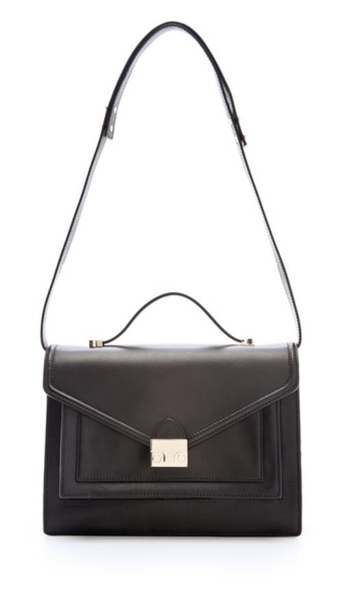 The Rider Bag by Loeffler Randall in Lucy